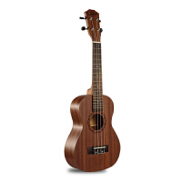 尤克里里初学者学生成人女款 23寸玫瑰木17品面单夏威夷小吉他