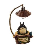 树桩上的龙猫小夜灯 送朋友生日礼物 卡通夜光灯 毕业小礼品 床头灯 小台灯 两款可选 一个价钱