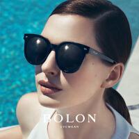 暴龙太阳镜女 2017新款安妮海瑟薇明星同款偏光太阳镜墨镜BL3008