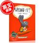 现货 怎么花钱 儿童绘本 树立正确的金钱消费 精装 SPEND IT! Moneybunny系列 第 2本 Cinders McLeod