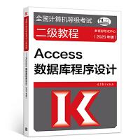 全国计算机等级考试二级教程――Access数据库程序设计(2020年版)