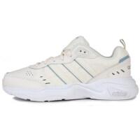 幸运叶子 Adidas/阿迪达斯女鞋2021春季新款低帮运动鞋舒适透气轻便缓震防滑耐磨休闲跑步鞋EG2692