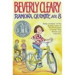 Ramona Quimby, Age 8 雷梦拉系列:雷梦拉八岁(1982年纽伯瑞银奖) ISBN9780380709564