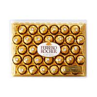 Ferrero 费列罗 榛果威化巧克力礼盒装 32粒 400克