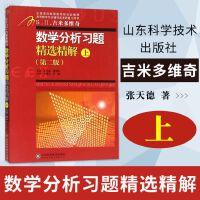 山东科技:数学分析习题精选精解(上)