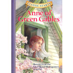 Classic Starts: Anne of Green Gables《绿山墙的安妮》精装 ISBN 9781402711305