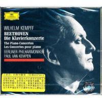 现货 进口CD:贝多芬钢琴协奏曲全集(3CD)套装