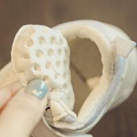 儿童鞋子厚底透气网面运动鞋休闲鞋男童跑步鞋