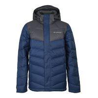 Columbia/哥伦比亚 2016专柜同款男子OMNI-HEAT保暖700蓬连帽羽绒服 PM5403452