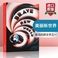 美丽新世界 英文原版小说 Brave New World Revisited 赫胥黎作品 二十世纪经典反乌托邦文学之一