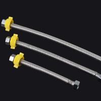 天王卫士钢丝软管 高压天卫浴不锈钢进水金属编织单冷龙头马桶热水器可订制 40CM