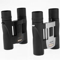 正品行货 尼康阅野ACULON A30 8X25 10x25小巧迷你型便携式双筒望远镜 旅游口袋式望远镜