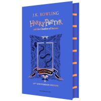 哈利波特与密室英文原版小说 Harry Potter and the Chamber of Secrets 20周年纪