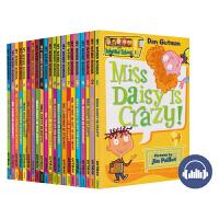 My Weird School 疯狂学校一季全21册 校园题材经典初级章节桥梁书 美国小学推荐读物 校园故事小说 儿童