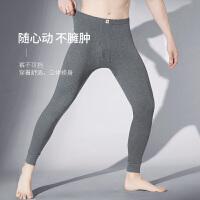 【买一条送一条】南极人秋裤男纯棉保暖裤线裤衬裤2件装N168D10011