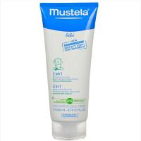 法国妙思乐(Mustela)洗发沐浴露二合一200ml