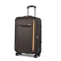 商务行李箱24牛津布旅行包拉箱女万向轮26寸拉杆箱28男皮箱密码箱