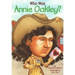 【英文原版】 Who Was Annie Oakley? 谁是安妮�q欧克丽
