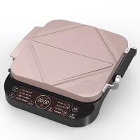 【当当自营】 利仁(Liven) LR-FD3702经典侧开电饼铛/煎烤机