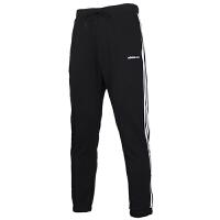 Adidas阿迪达斯男裤NEO运动裤休闲收口长裤男FU1042