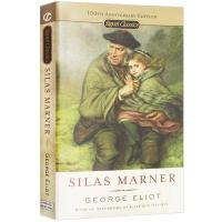Silas Marner 织工马南 英文原版 文学名著小说 震惊世界的巨著 George Eliot 乔治艾略特代表作