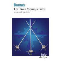 法语原版 三个火枪手 Trois Mousquetaires 大仲马