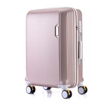 可爱行李箱女拉杆箱万向轮24寸26寸学生密码旅行箱韩版硬箱