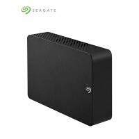 【支持当当礼卡】Seagate希捷4T移动硬盘 睿翼4TB硬盘 USB3.0 新款 2.5英寸 黑色便携商务 兼容MAC
