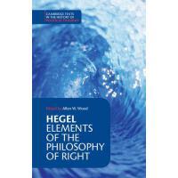 【预订】Hegel: Elements of the Philosophy of Right