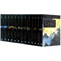 The History of Middle-earth 13 volumes 中土世界的历史 英文原版全套13册 托尔金