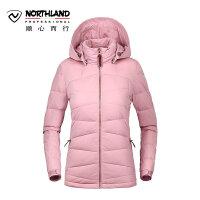 诺诗兰2017秋冬户外新品女士750蓬轻薄旅行款保暖羽绒服 GD062616