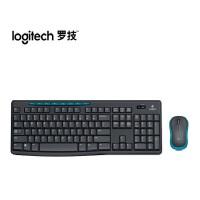 罗技/Logitech MK275无线键鼠套装(配M185无线鼠标+K270无线键盘)键盘办公套件