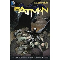 英文原版Batman Vol. 1: The Court of Owls