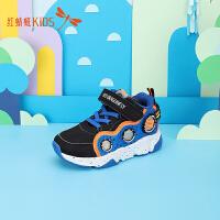 【1件2折后:39.6元】红蜻蜓男童儿童鞋子秋冬款中大童保暖小男孩二棉鞋运动鞋
