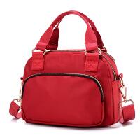 女士小包包新款牛津布女包帆布包女时尚百搭单肩斜挎包手提包