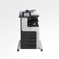 HP惠普725z黑白A3激光打印机复印机扫描传真多功能复合机一体机惠普企业级