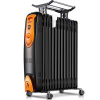 家用节能电暖器暖气片电热油汀取暖器办公室静音油丁暖风机