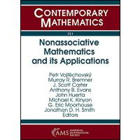 【预订】Nonassociative Mathematics and its Applications 9781470