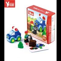 儿童益智拼接积木组装拼插拼装积木玩具 大颗粒积木迷你小盒套装.
