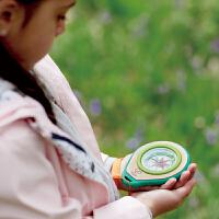 Hape儿童户外玩具指南针&挂钩套装4岁+