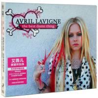 正版 Avril Lavigne 艾薇儿 美丽坏东西 CD DVD 亚洲豪华限定版