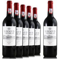 洛神山庄红酒 澳洲原瓶进口 奔富洛神山庄设拉子红葡萄酒  整箱六支装