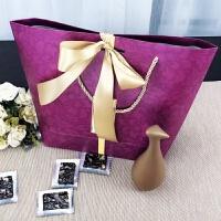 阿胶糕包装盒 手工制作装阿胶糕包装盒子手提袋500g一斤的外礼盒250g半斤