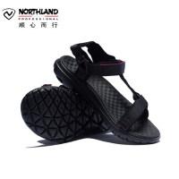 【无惧阳光 乐享户外】诺诗兰沙滩鞋女士2020夏季新款户外轻量减震拖鞋凉鞋FS092004