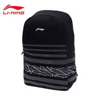 李宁双肩包男包女包跑步系列背包书包运动包ABSM142