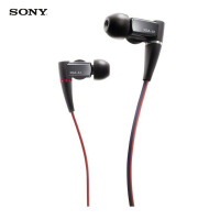 Sony/索尼 XBA-A1AP入耳式圈铁结合耳机手机线控通话通用耳机带麦