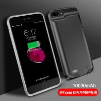 苹果背夹充电宝iphone11背夹式7电池8plus专用X6sp一体充式手机壳XSMAX6背甲无