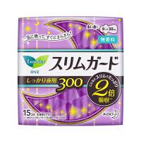 [当当自营] 花王 乐而雅 零触感 超丝薄进口卫生巾 夜用30cm 15片