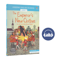 Usborne English Readers Level 1 The Emperor's New Clothes 英