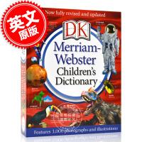 预售 韦氏儿童字典 2019年新版词典 DK出版 精装 大开本 英文原版 Merriam-Webster Childr